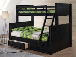 dillon twin over full wood beadboard bunk bed