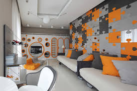 Custom Built Bedroom Furniture by This Children U0027s Bedroom Has A Fun Custom Built Multi Functional