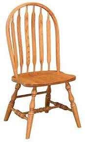 Amish Chair Woodloft Com Locally Amish Made Bow Back Chairs