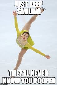 Figure Skating Memes - image tagged in ice skating imgflip