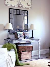 Decorating A Sofa Table How To Decorate A Console Table Top Seeing The Forest Through The Trees