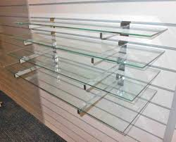 tempered glass shelves for kitchen cabinets diy glass shelves glass display shelves glass shelves