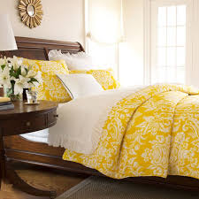 Yellow Bedding Set 20 Yellow Duvet Sets For A Happy And Gaiety Bedroom Yellow Duvet