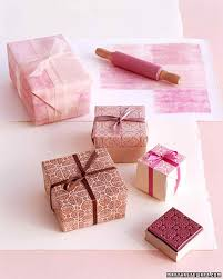 wrapped gift boxes gift wrapping ideas martha stewart