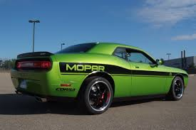 Dodge Challenger 2008 - dodge challenger targa with 540hp heads for sema show