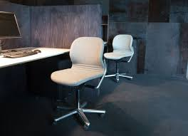 Leather Office Chairs Brisbane Architectural Firm In Madrid Spain Furnished With On Office