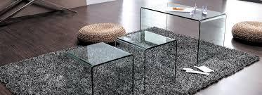 smoked glass coffee tables uk modern stylish retro contemporary glass tables by glass tables