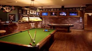 furniture man cave basement excellent unfinished basement man