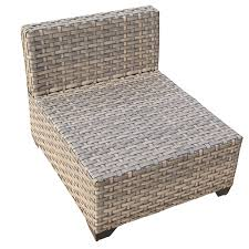 Cushions For Wicker Patio Furniture by Tk Classics Monterey 7 Piece Outdoor Wicker Patio Furniture Set 07a