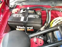 mustang battery 2007 mustang v6 battery replacement forums at modded mustangs