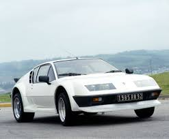 renault alpine a310 rally view of alpine a310 v6 photos video features and tuning