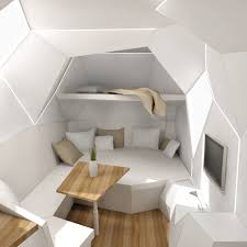 Interior Of Mobile Homes by Coolest Trailer Hitch Eva Small Spaces Architecture And