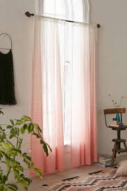 Urban Outfitters Waterfall Ruffle Curtain by Pink Ruffle Curtains Urban Outfitters Curtains Decoration Ideas