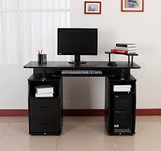 meuble pour ordinateur de bureau bureau pour ordinateur table meuble pc informatique multimédia en