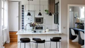 luminaire cuisine conseil déco éclairer une cuisine avec des luminaires design