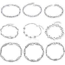 bracelet women silver images 2018 woman accessories 2015 fashion silver bracelets for women jpg