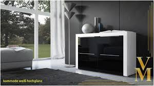kommode weiãÿ hochglanz design kommode weiß hochglanz esstisch weiß hochglanz kommode schwarz
