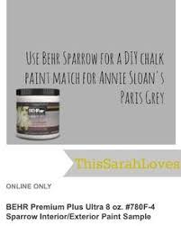 annie sloan paris gray color match at home depot gray paint