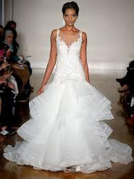 Bridal Fashion Week Wedding Dress by Allure Bridals Fall 2017 Bridal Fashion Week Photos