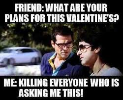 Me On Valentines Day Meme - 20 valentine s day memes to impress your loved ones word porn