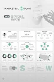 business powerpoint template 64688