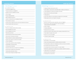Event Planner Checklist Template Wonderful List For Wedding Planning Search Sample Wedding Planning