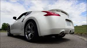 2009 nissan 370z quarter mile 2011 nissan 370z winding road quick drive youtube