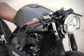 bmw motorcycle cafe racer bmw k100rs cafe racer by hageman motorcycles hiconsumption