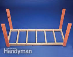How To Build This Diy Workbench by How To Build A Diy Workbench Super Simple 50 Bench Family Handyman