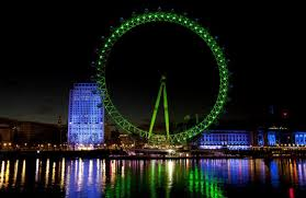 which iconic landmarks will be going green for st patrick u0027s day