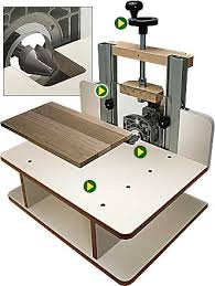 horizontal router table help woodworking talk woodworkers forum
