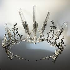 the venus crown crystal quartz crown tiara magical