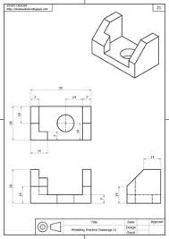 isometric drawing top view isometric pictorial view vs