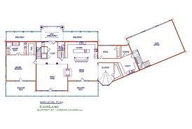 log lodge floor plans hartland log floor plan log cabin lodge 8536 sq ft