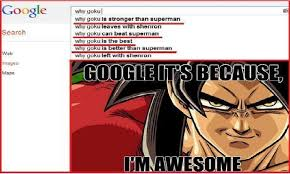 Goku Memes - internet loves goku by keyblademagicdan on deviantart