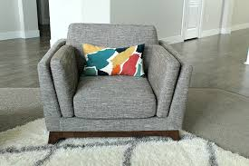 article timber sofa review modern living room reveal with bryght com six sisters stuff