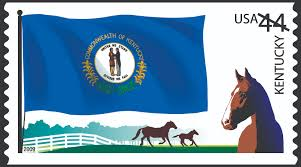Kentucky Flags Got Stamps Don U0027t Know What To Do With Them America U0027s Stamp Club