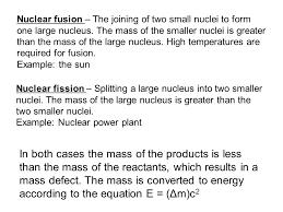 12 nuclear fusion