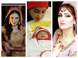 pakistani celebrities wedding pictures