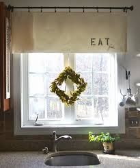 plain fine valances for kitchen best 20 kitchen valances ideas on