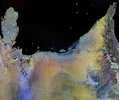 United Arab Emirates Map United Arab Emirates Map And Satellite Image