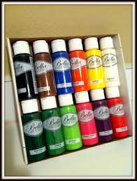 wood paint acrylic paint corked