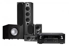 denon home theater denon avr x1400h receiver and jamo s 428 speaker system digital