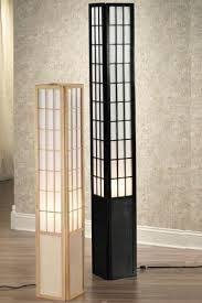Japanese Floor Lamp Shoji Floor Lamps Japanese Floor Lamps Wood U0026 Paper Lanterns