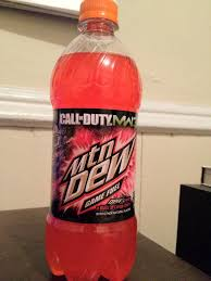 thirsty dudes mountain dew game fuel citrus cherry