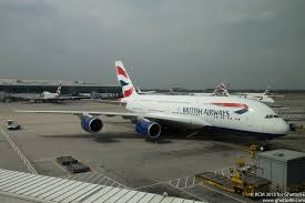 british airways bring forward a380 operations to singapore