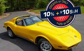 save on corvette parts with these special offers from corvette