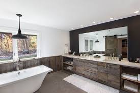 Barn Board Bathroom Vanity Salvaged Style 10 Ways To Transform Your Bathroom With Reclaimed Wood