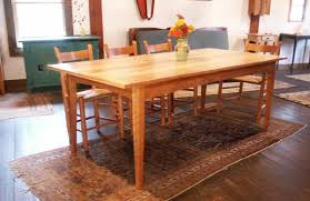 Shaker Dining Room Set Terrific Wood Dining Tables West Barnstable Shaker Table At Style