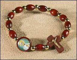 rosary bracelet catholic jewelry religious bracelets rosary bracelets autom